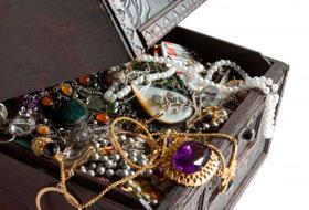 Сдать ювелирные изделия в ломбард Фортуна